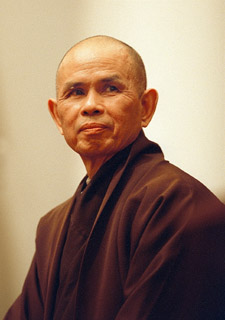 Thich Nhat Hanh January 19, 2002