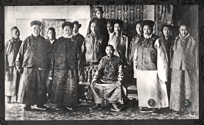 Tibet's Government