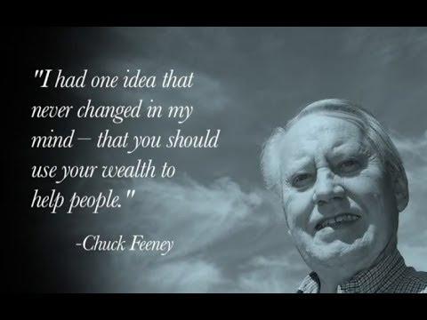 Tỷ phú Chuck Feeney