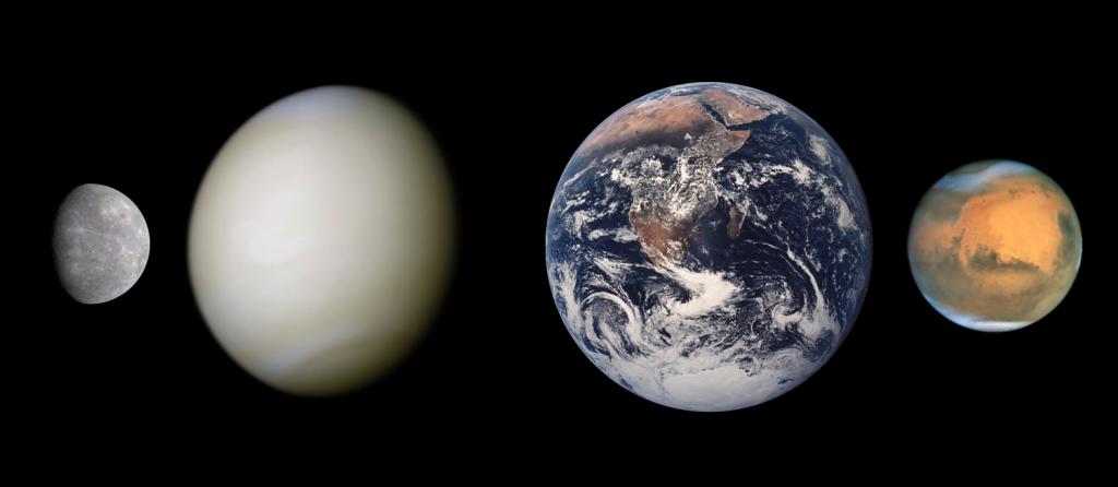4_Terrestrial_Planets_Size_Comp_True_Color