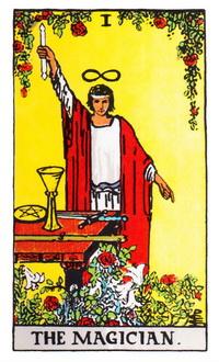 D:Google DriveDK TeachingsAstrologyMF AstrologyAriestarot-magician.jpg
