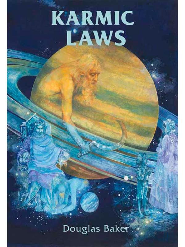Bìa sách Karmic Laws